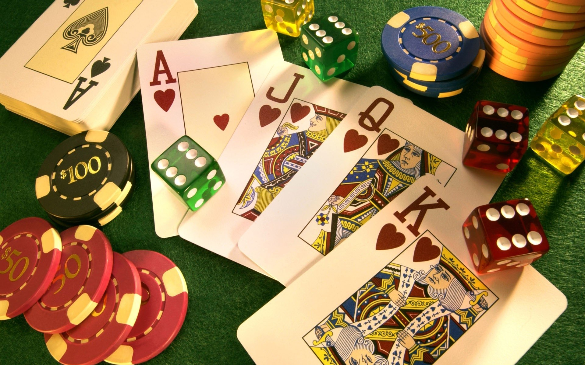 Eight Ways To Reinvent Your Casino